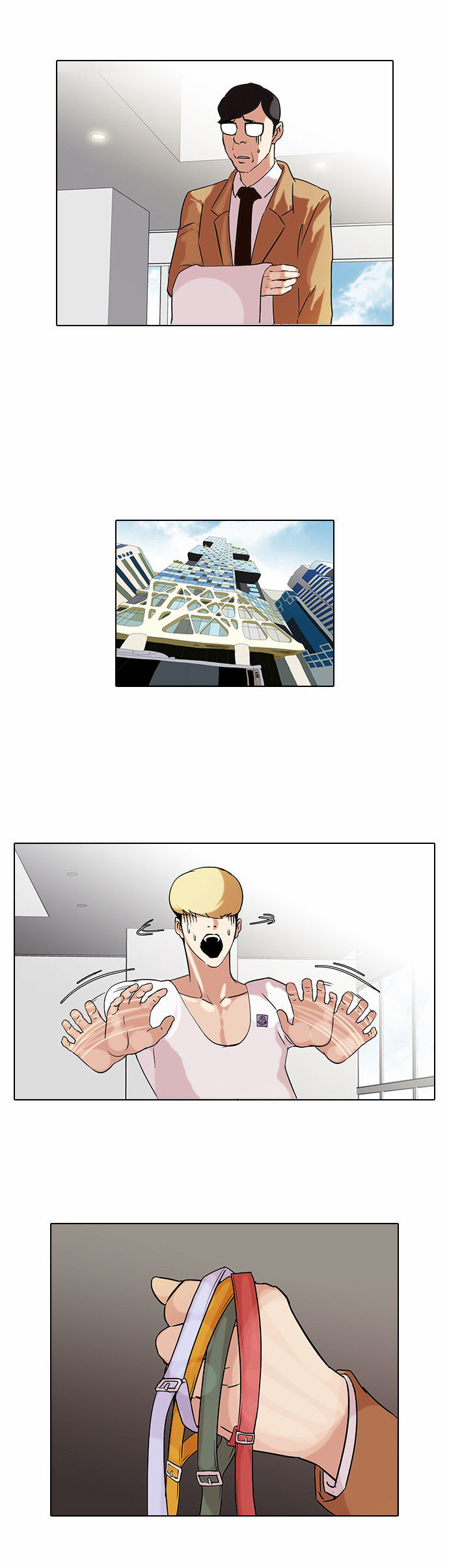 Lookism 69 Page 2