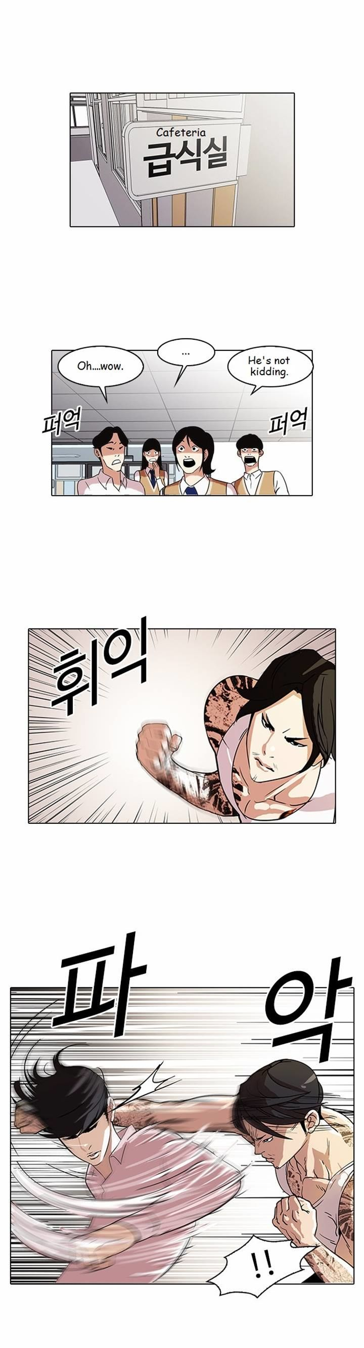 Lookism 79 Page 1
