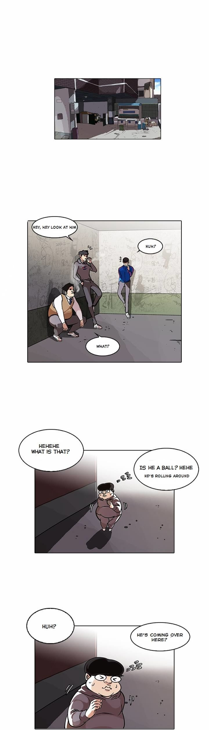 Lookism 80 Page 1