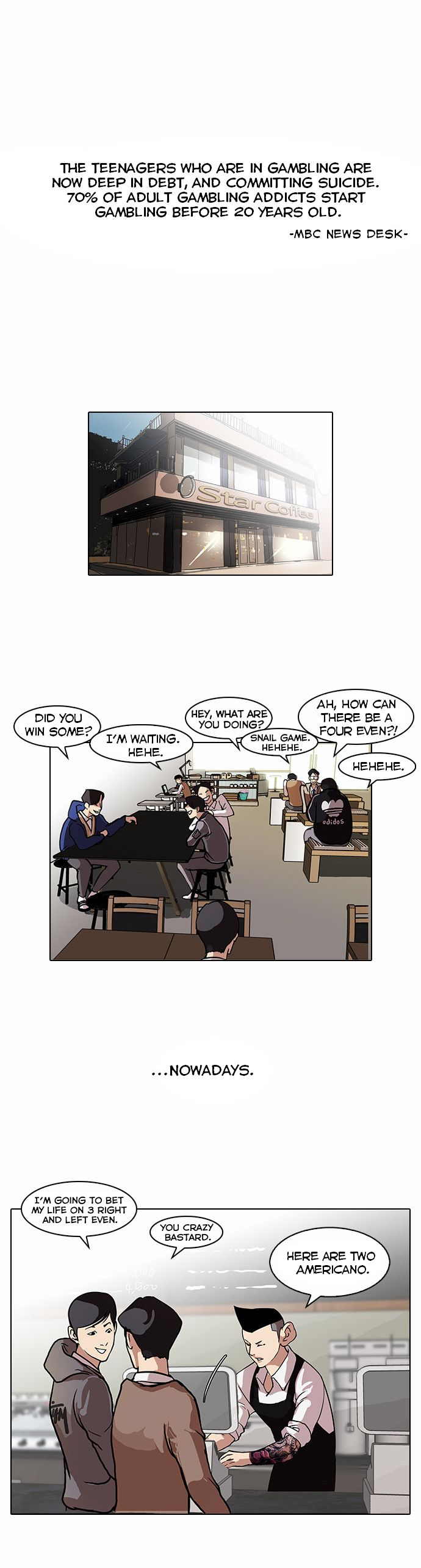Lookism 83 Page 2
