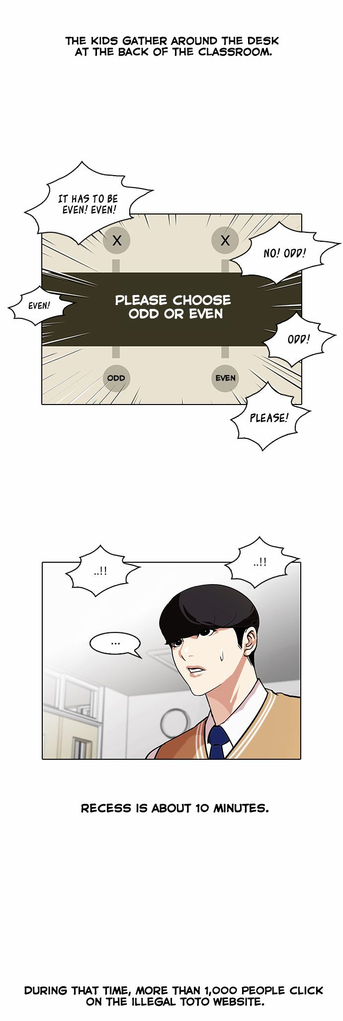 Lookism 84 Page 2
