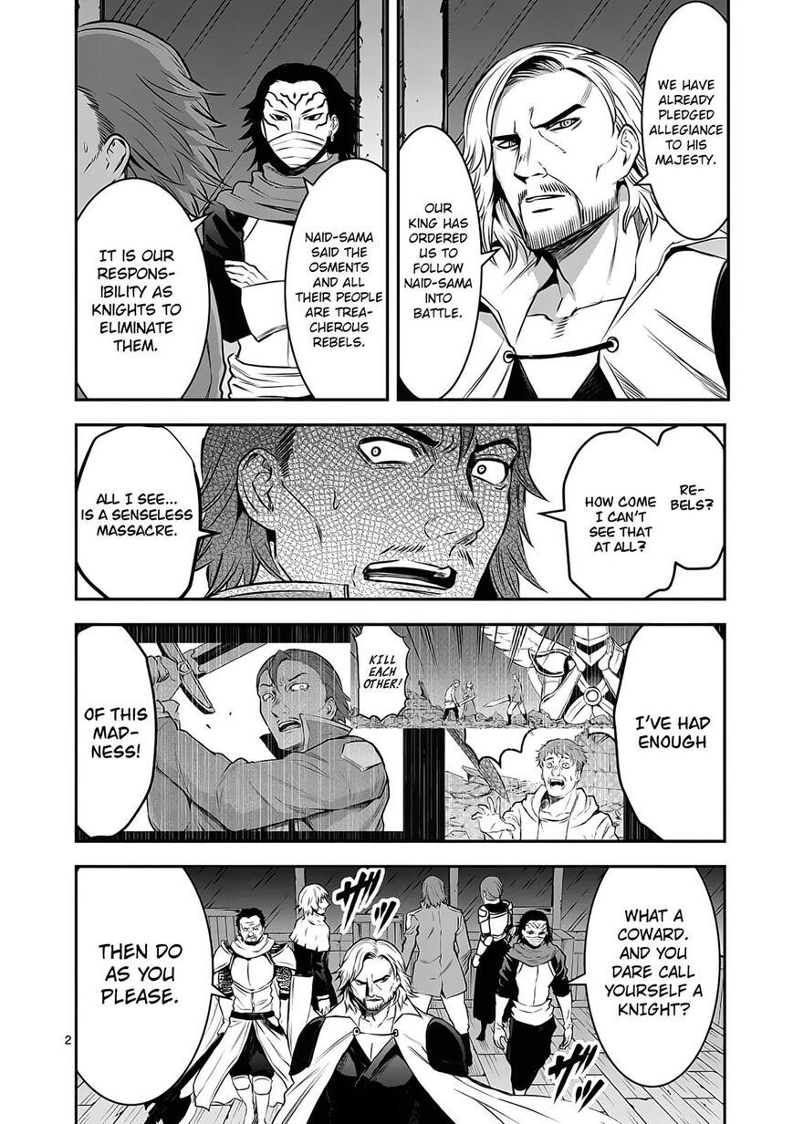 Yuusha ga Shinda! 160 Page 2