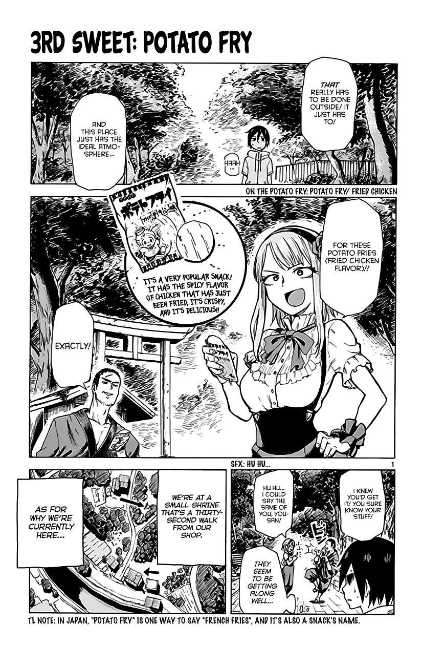 Dagashi Kashi 3 Page 2