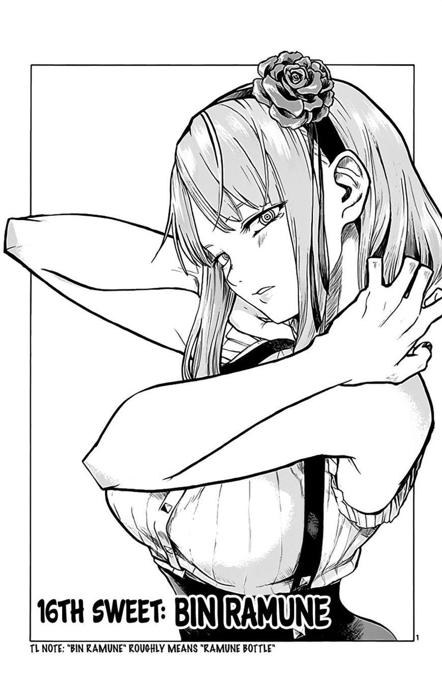 Dagashi Kashi 16 Page 1