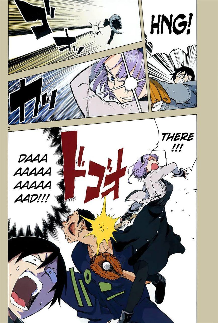 Dagashi Kashi 37 Page 2