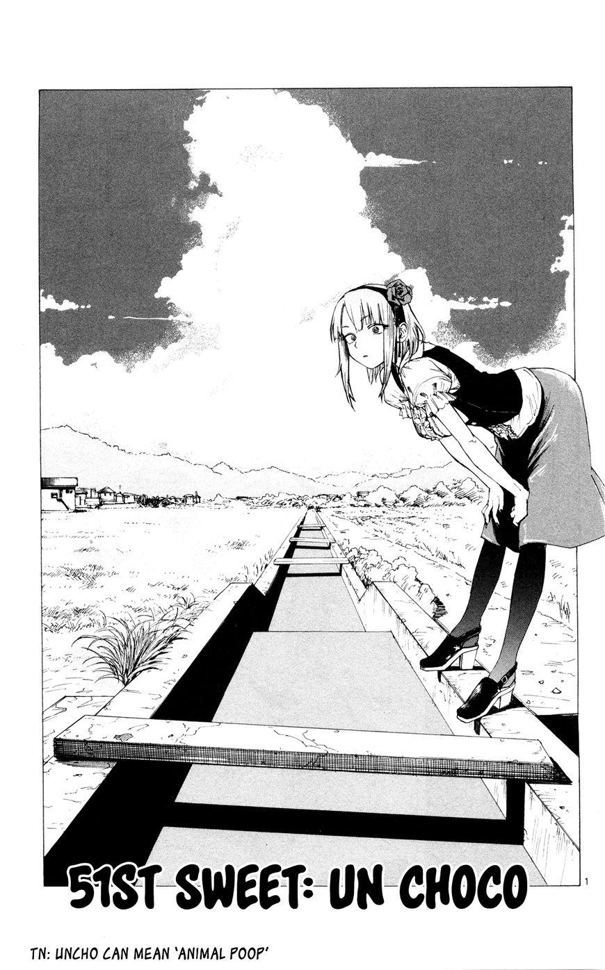 Dagashi Kashi 51 Page 1