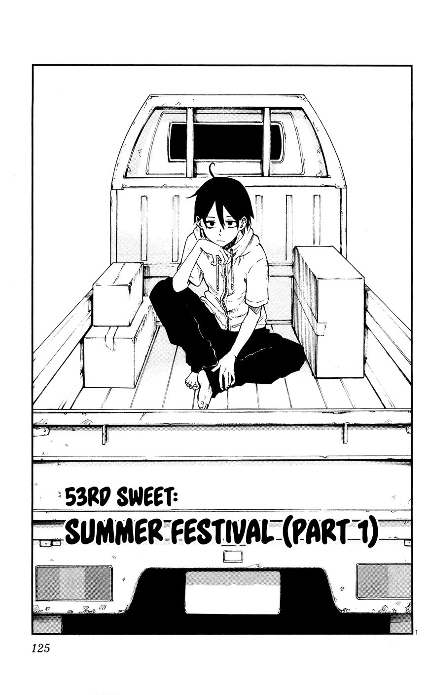 Dagashi Kashi 53 Page 1