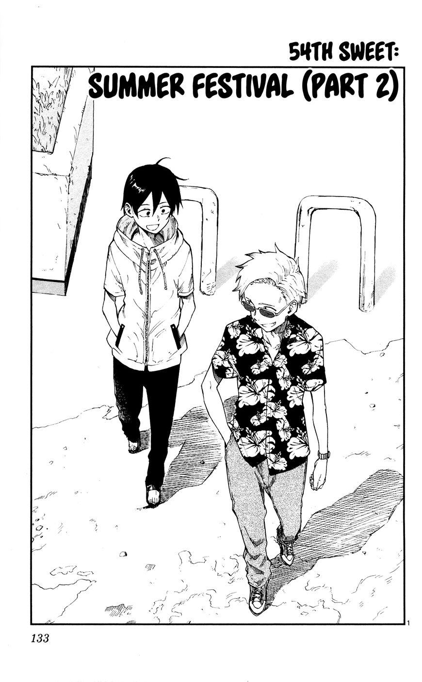 Dagashi Kashi 54 Page 1