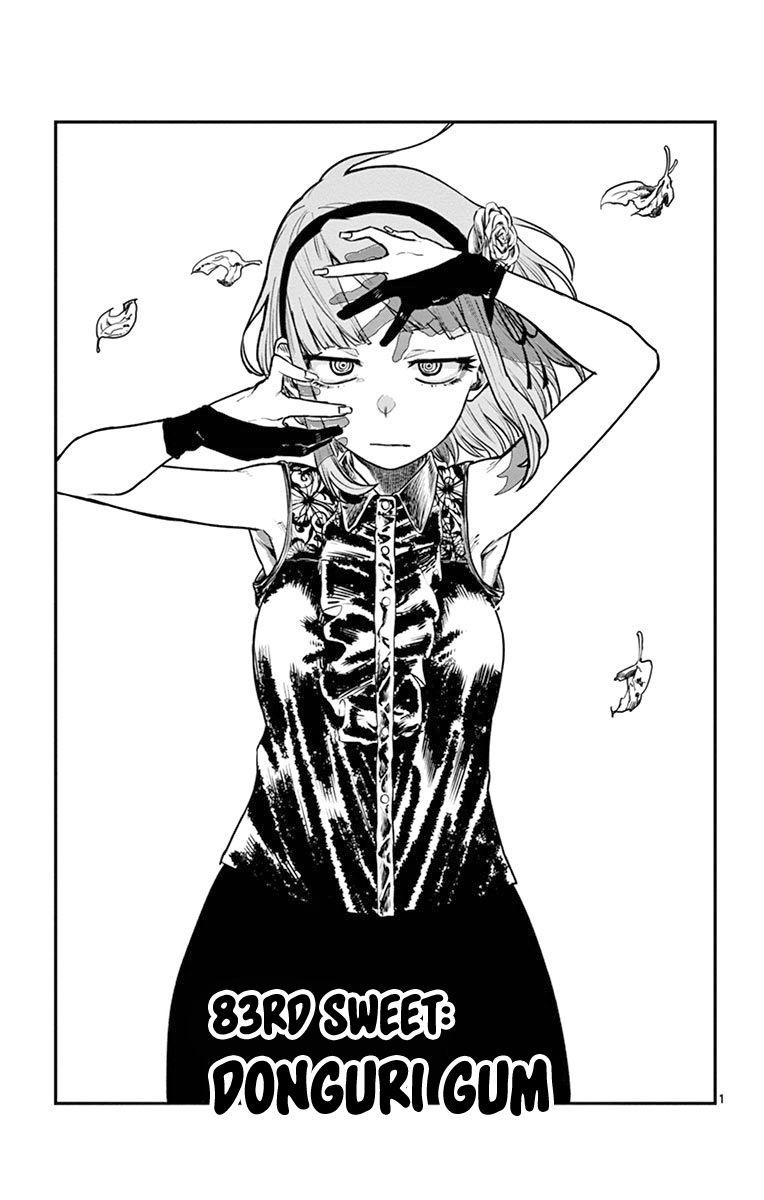 Dagashi Kashi 83 Page 1