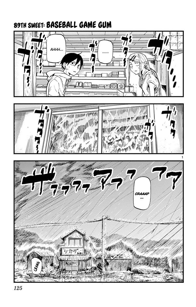 Dagashi Kashi 89 Page 1