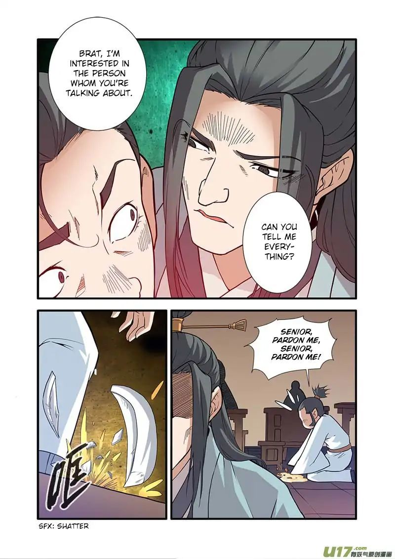 Renegade Immortal 87 Page 4