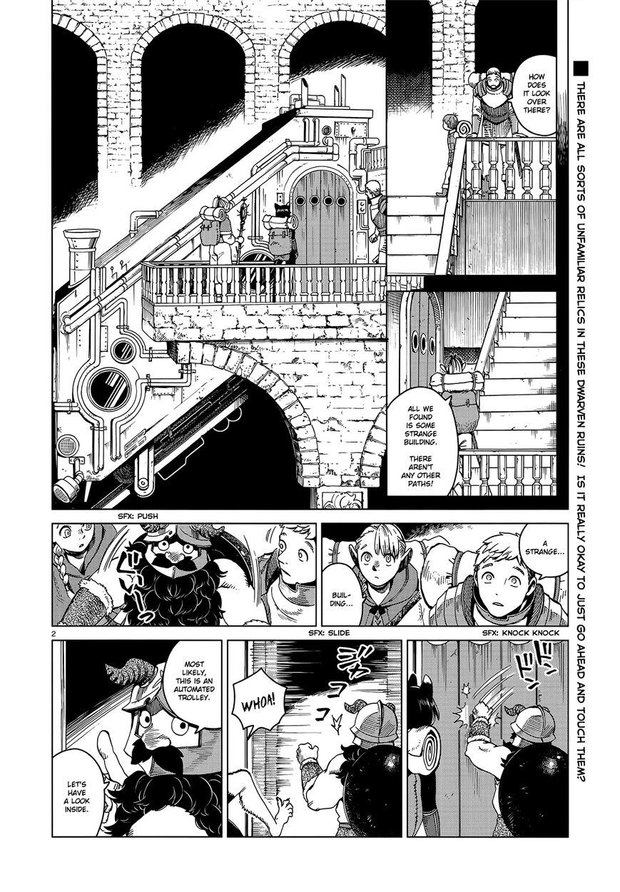 Dungeon Meshi 52 Page 2