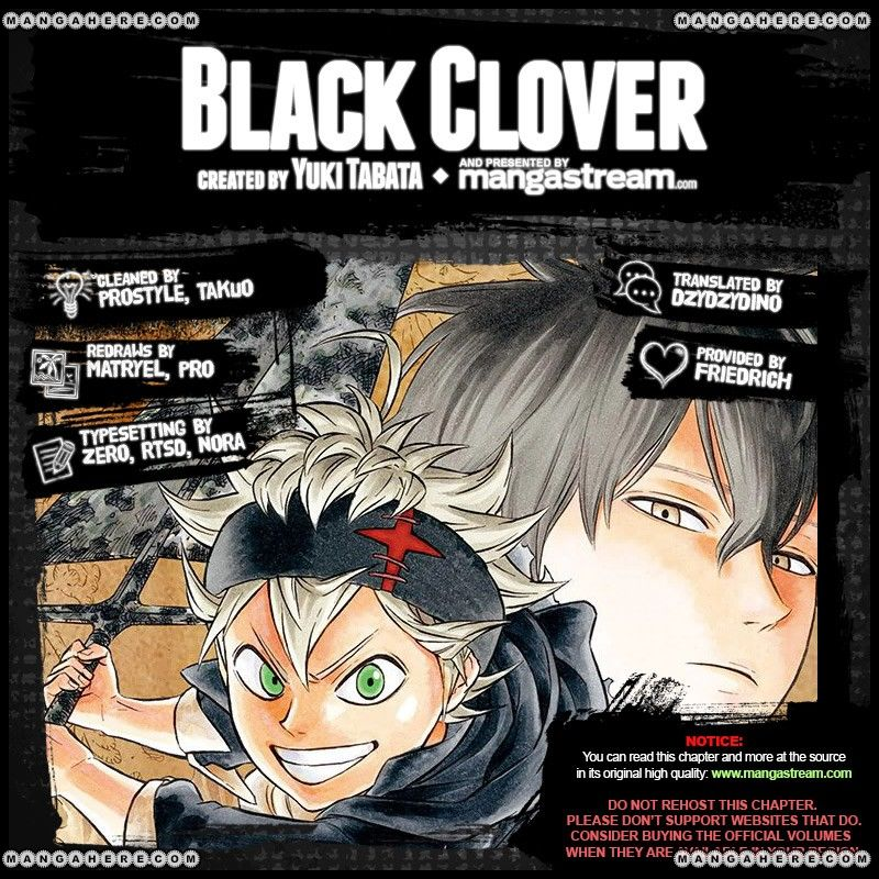 Black Clover 110 Page 2