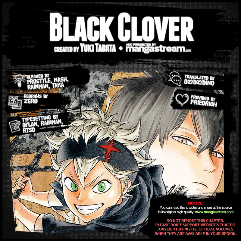 Black Clover 139 Page 2