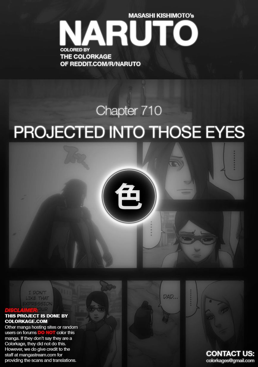 Naruto Gaiden: The Seventh Hokage 10.1 Page 1