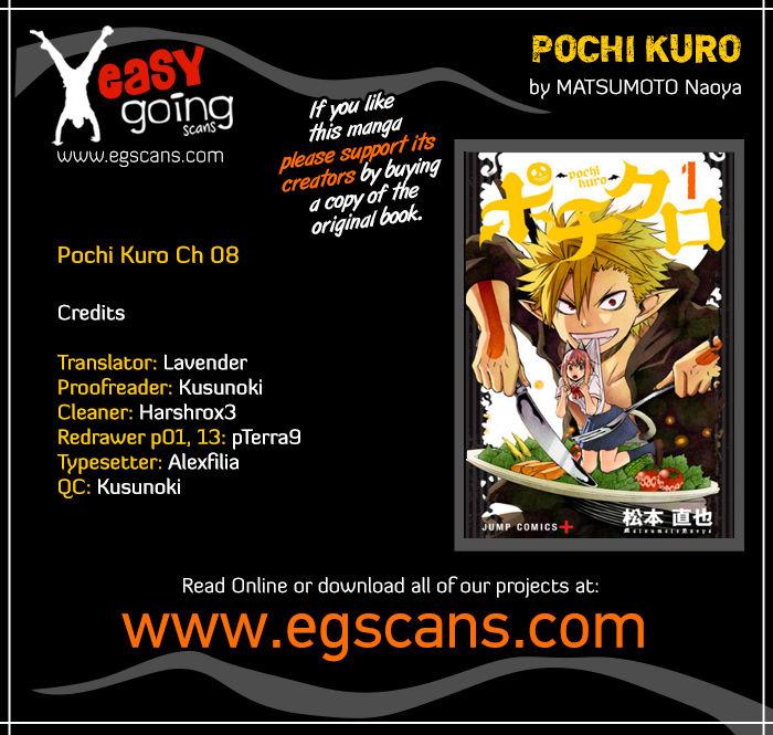 Pochi Kuro 8 Page 1