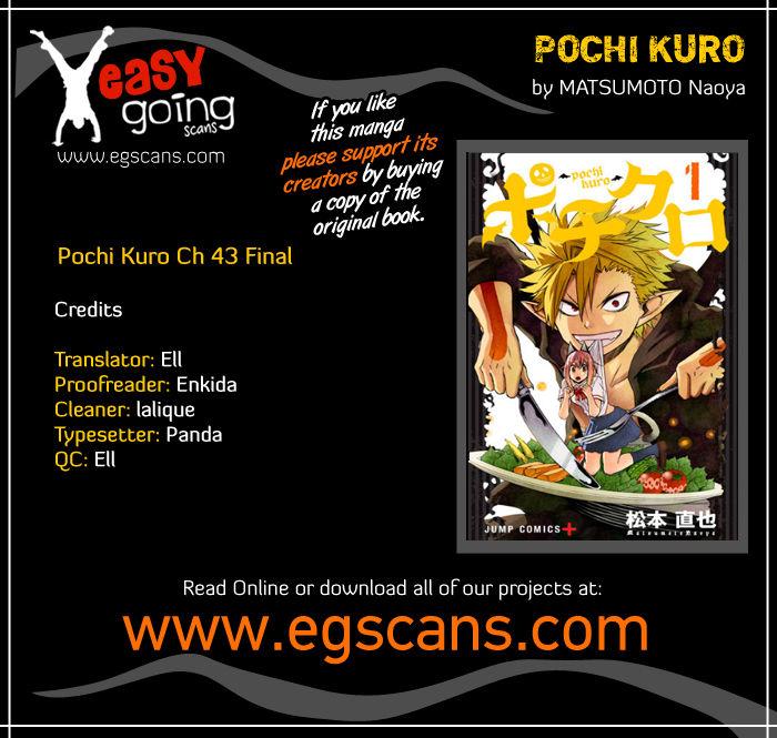 Pochi Kuro 43 Page 1