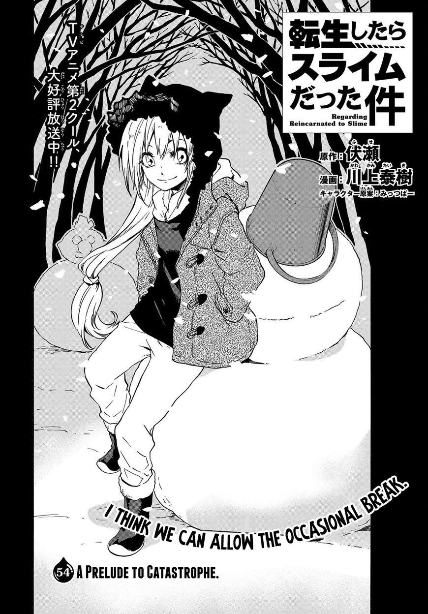 Tensei Shitara Slime Datta Ken 54 Page 2