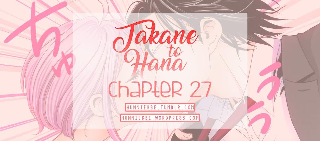 Takane to Hana 27 Page 1