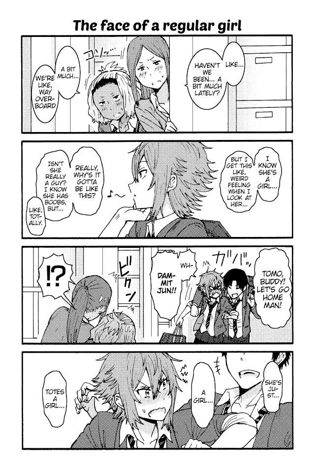 Tomo-chan wa Onnanoko! 7 Page 2