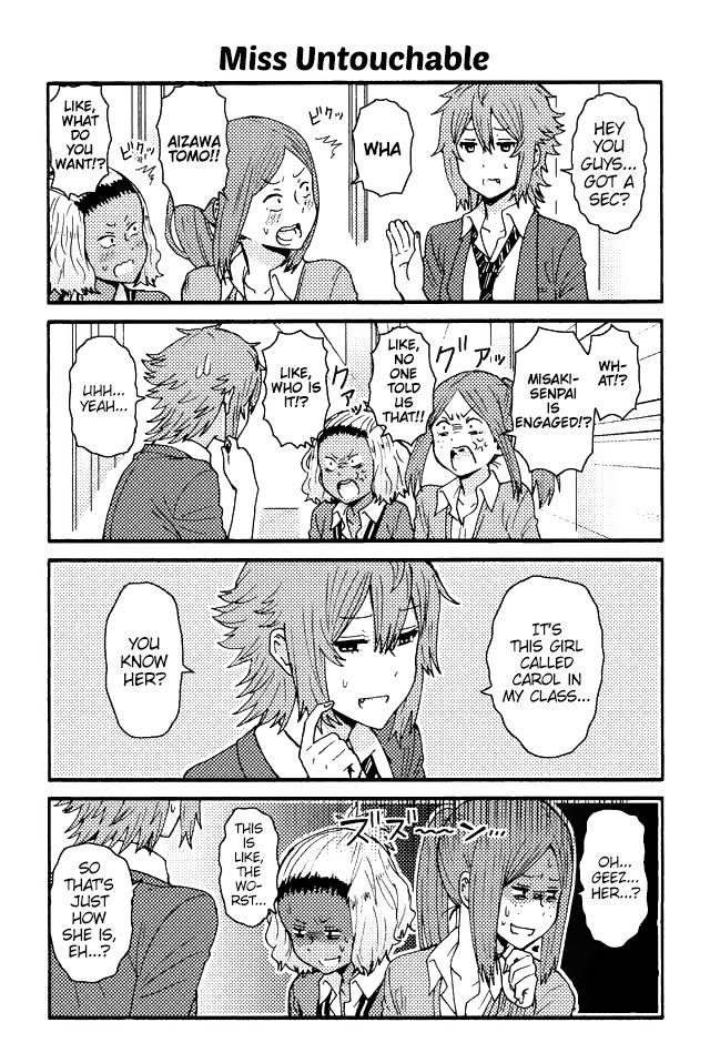 Tomo-chan wa Onnanoko! 93 Page 1
