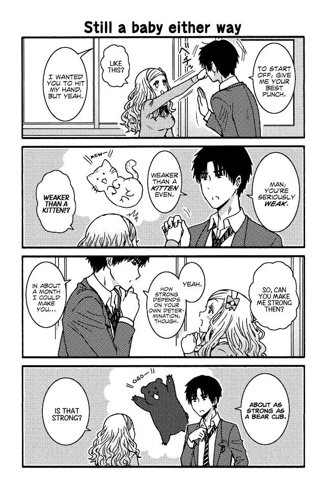 Tomo-chan wa Onnanoko! 100 Page 1