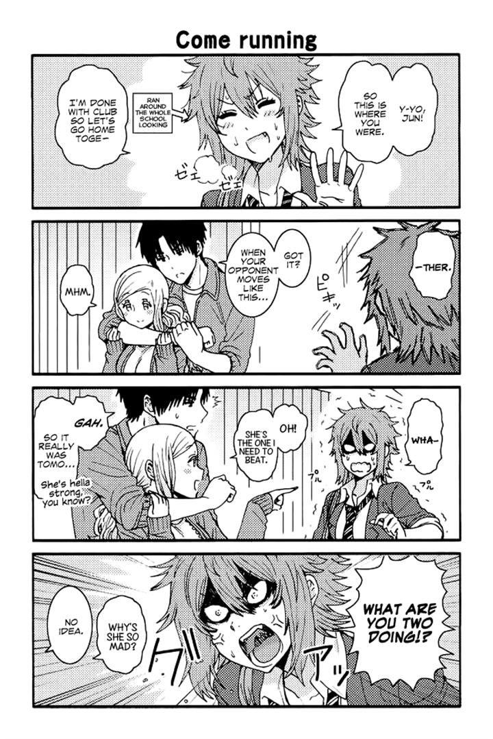 Tomo-chan wa Onnanoko! 108 Page 1