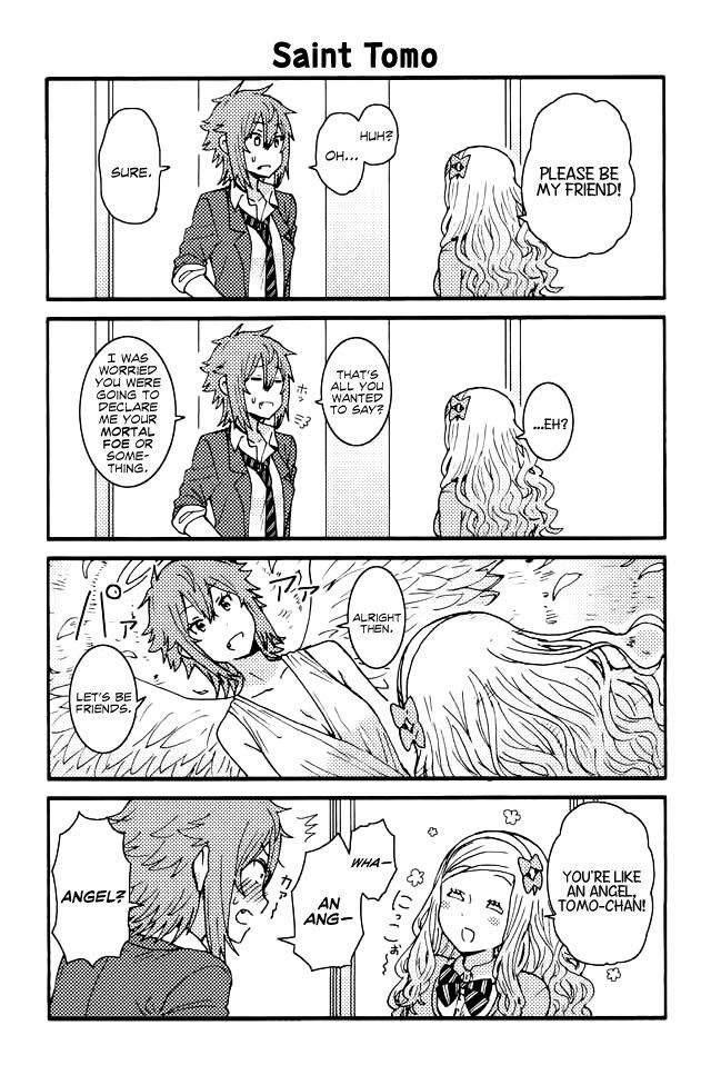 Tomo-chan wa Onnanoko! 115 Page 1