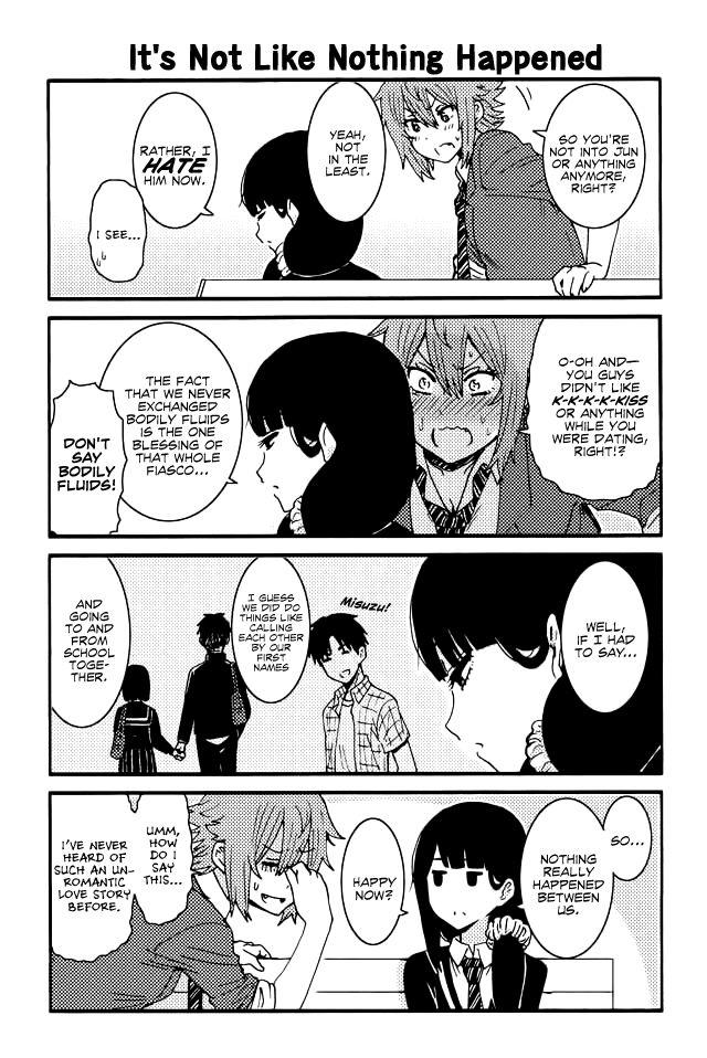 Tomo-chan wa Onnanoko! 129 Page 1