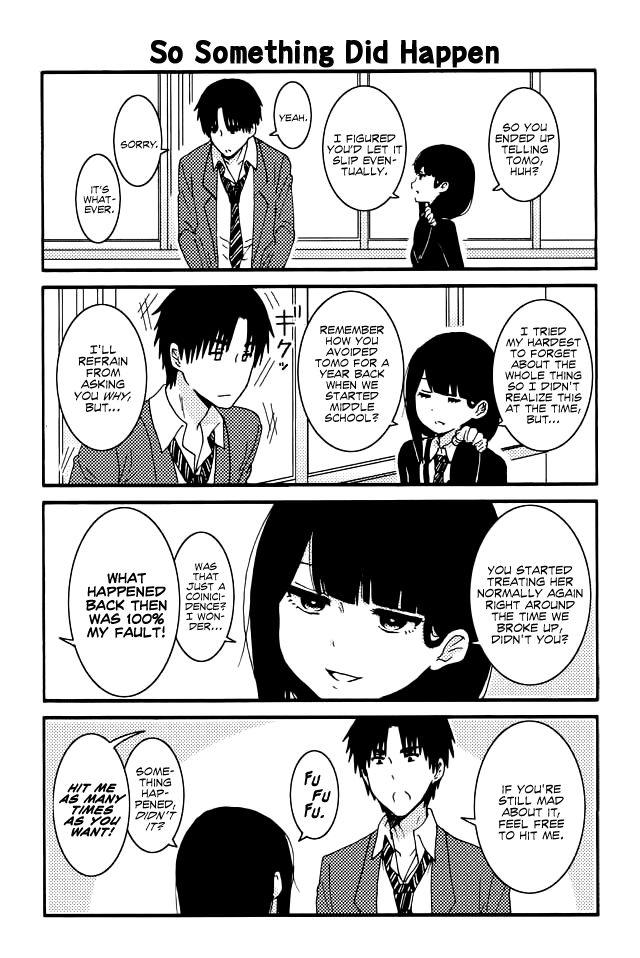 Tomo-chan wa Onnanoko! 130 Page 1