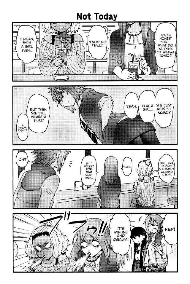Tomo-chan wa Onnanoko! 133 Page 1