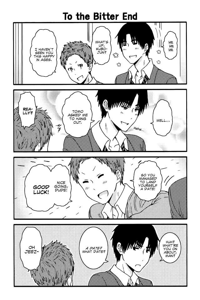 Tomo-chan wa Onnanoko! 140 Page 1