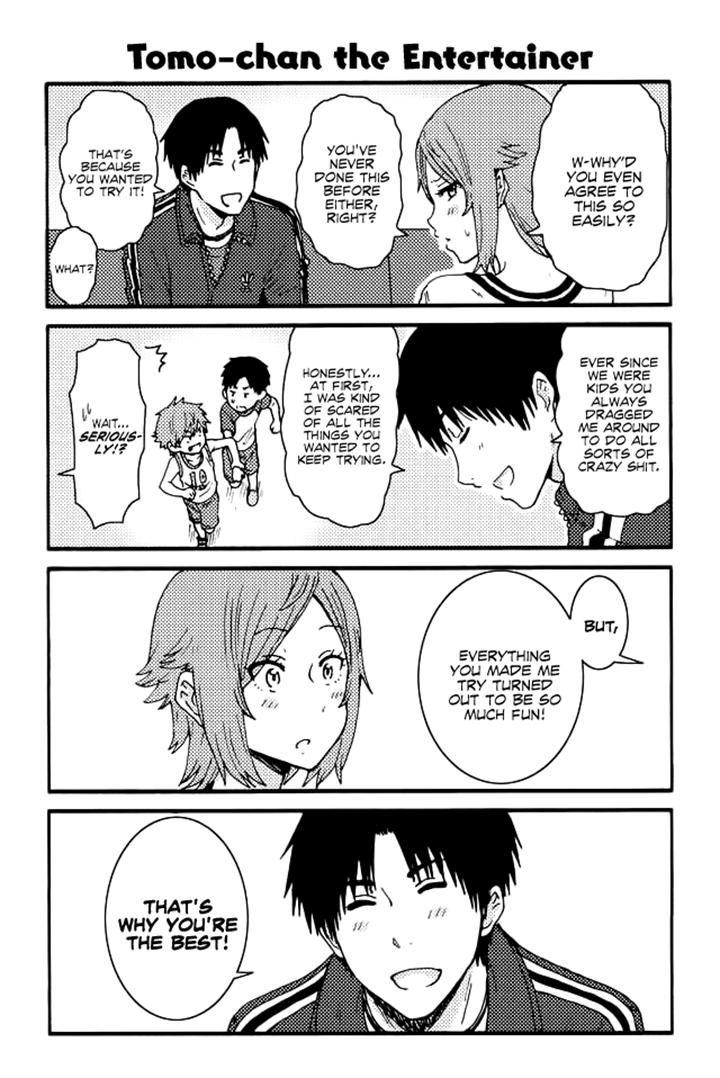 Tomo-chan wa Onnanoko! 152 Page 1