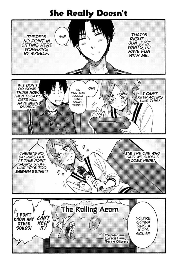 Tomo-chan wa Onnanoko! 153 Page 1