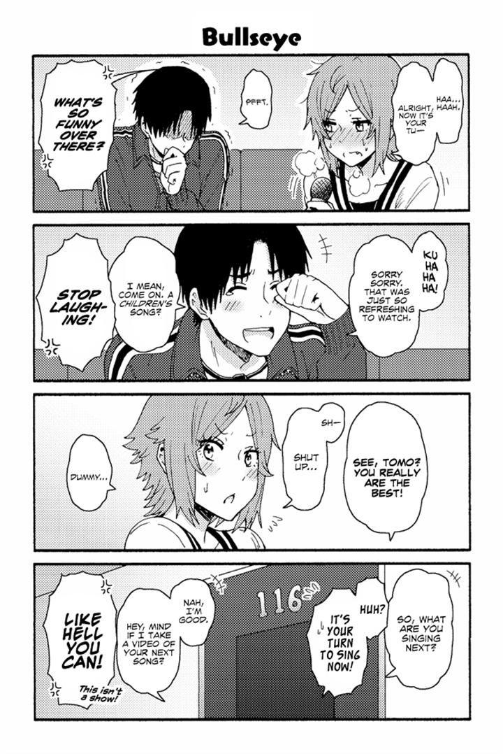 Tomo-chan wa Onnanoko! 154 Page 1