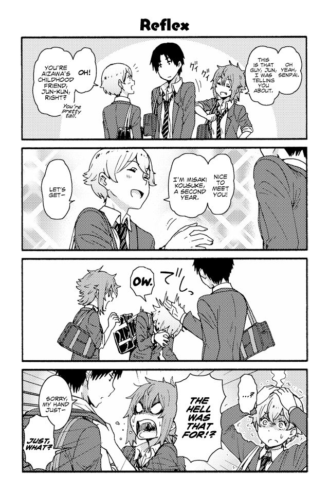 Tomo-chan wa Onnanoko! 158 Page 1