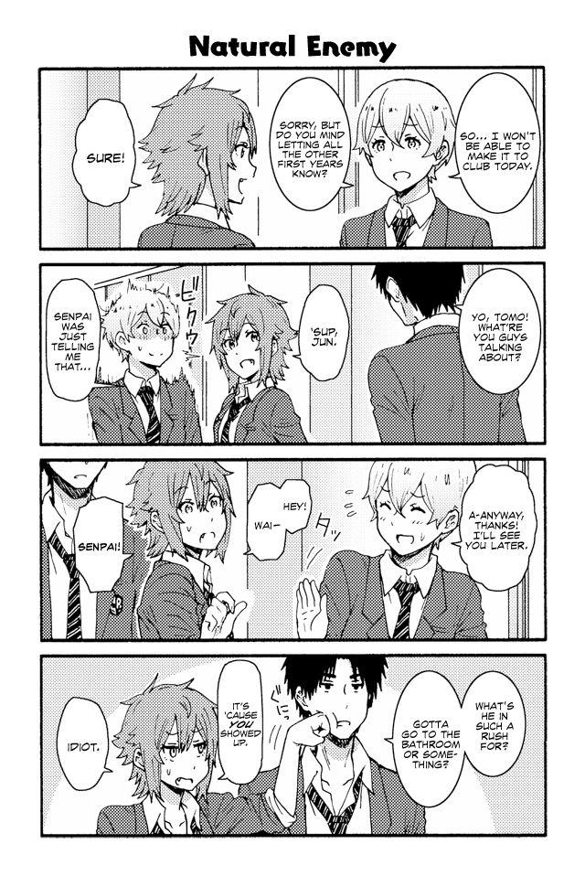 Tomo-chan wa Onnanoko! 161 Page 1