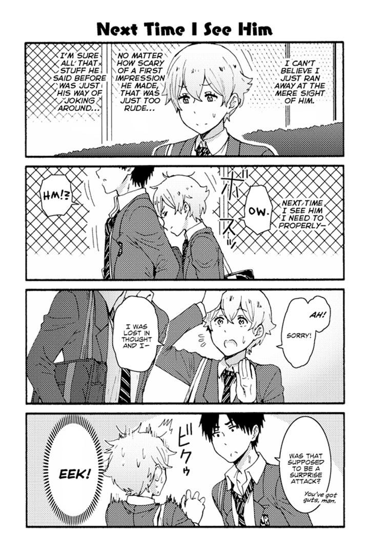 Tomo-chan wa Onnanoko! 163 Page 1