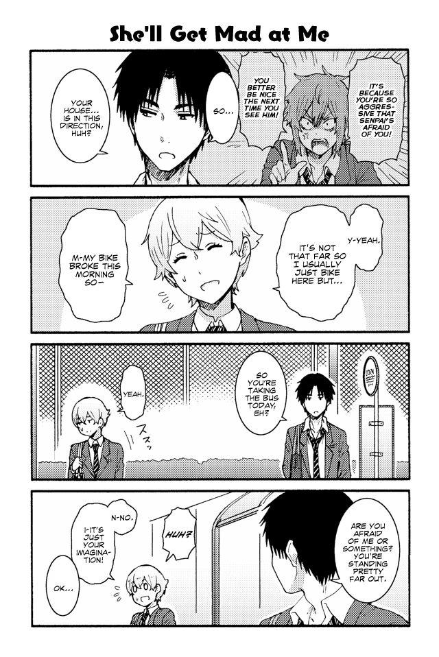 Tomo-chan wa Onnanoko! 164 Page 1