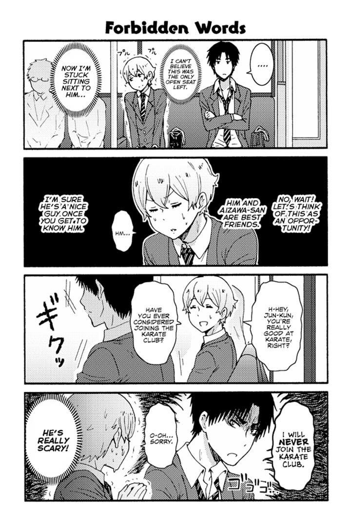 Tomo-chan wa Onnanoko! 165 Page 1