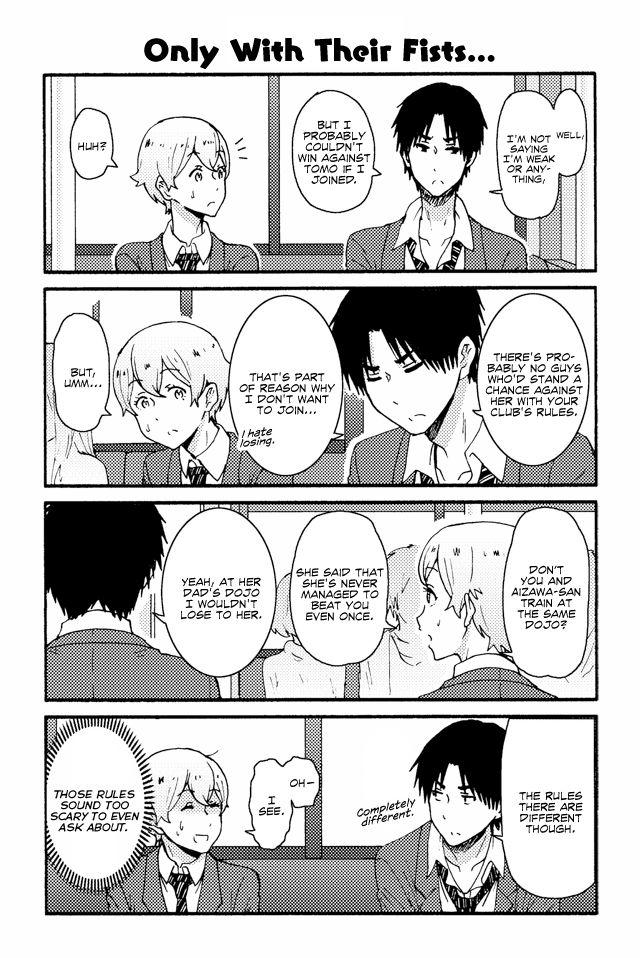 Tomo-chan wa Onnanoko! 166 Page 1