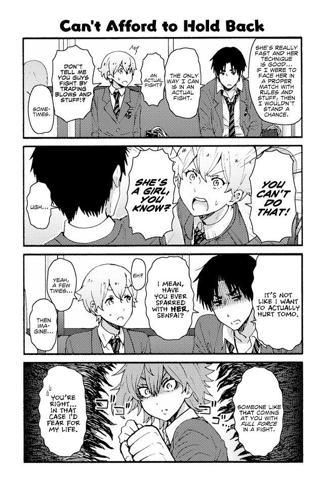 Tomo-chan wa Onnanoko! 167 Page 1