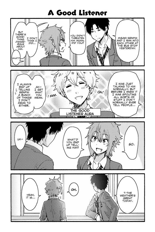 Tomo-chan wa Onnanoko! 169 Page 1