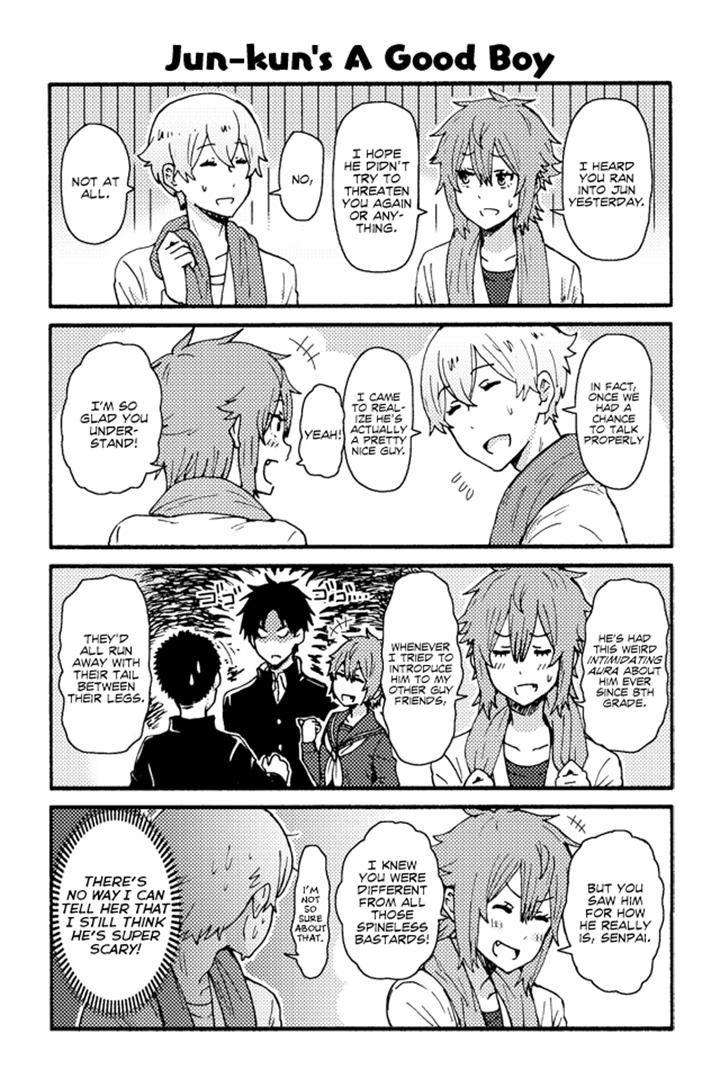 Tomo-chan wa Onnanoko! 170 Page 1