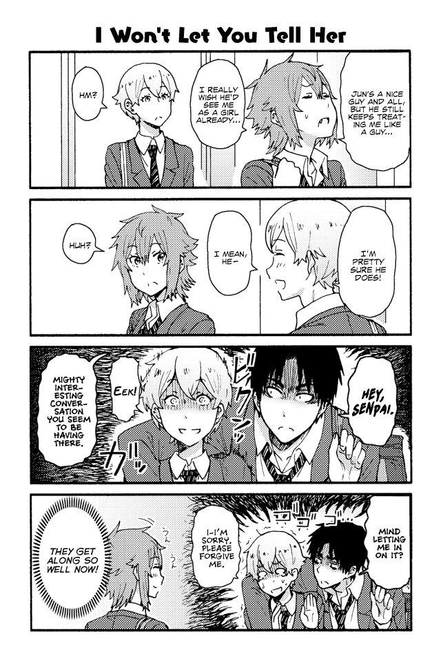 Tomo-chan wa Onnanoko! 171 Page 1