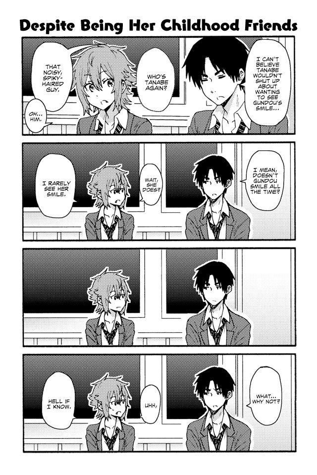 Tomo-chan wa Onnanoko! 174 Page 1