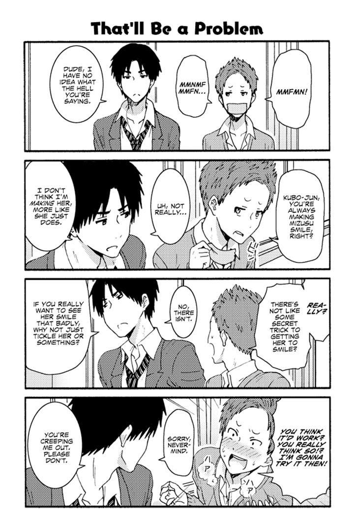 Tomo-chan wa Onnanoko! 178 Page 1