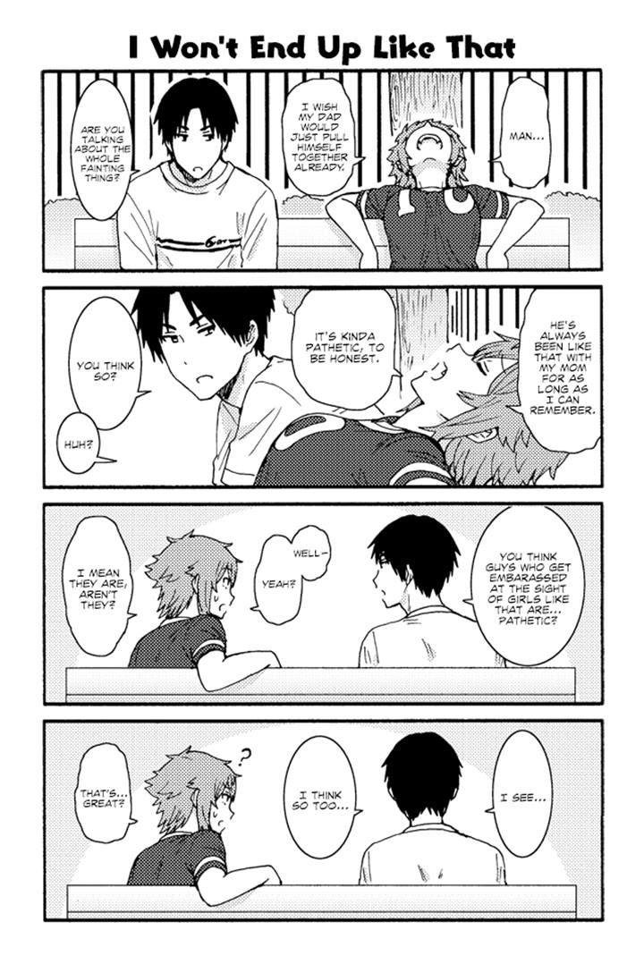Tomo-chan wa Onnanoko! 208 Page 1