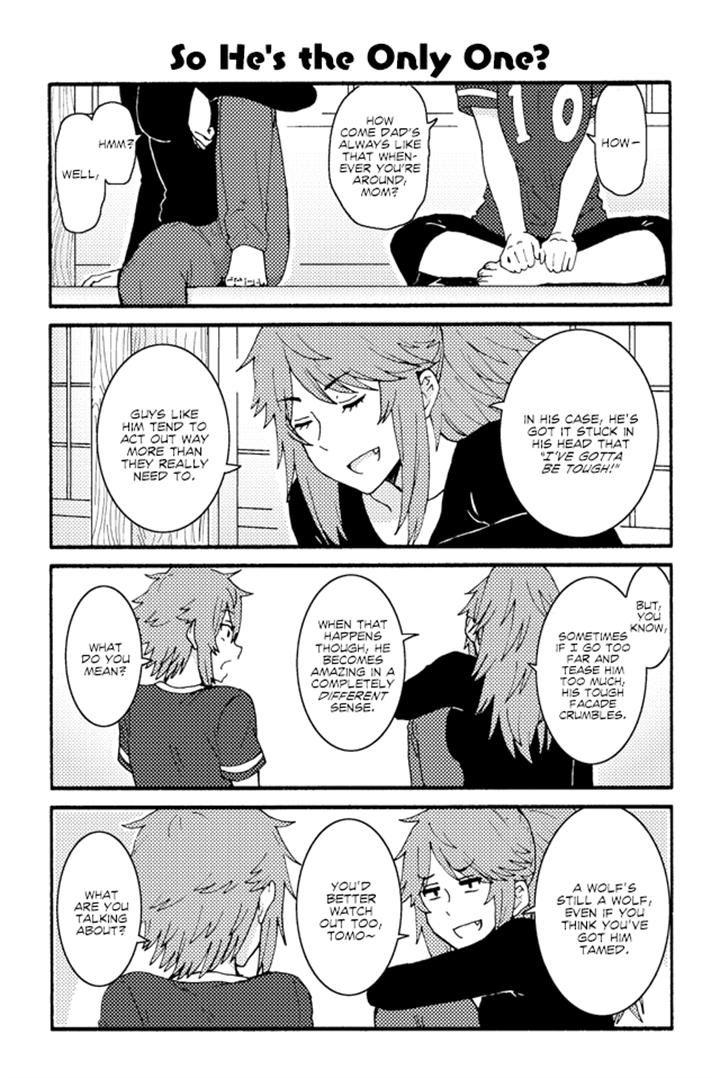 Tomo-chan wa Onnanoko! 209 Page 1