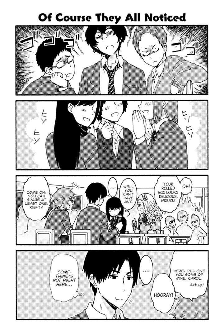 Tomo-chan wa Onnanoko! 210 Page 1